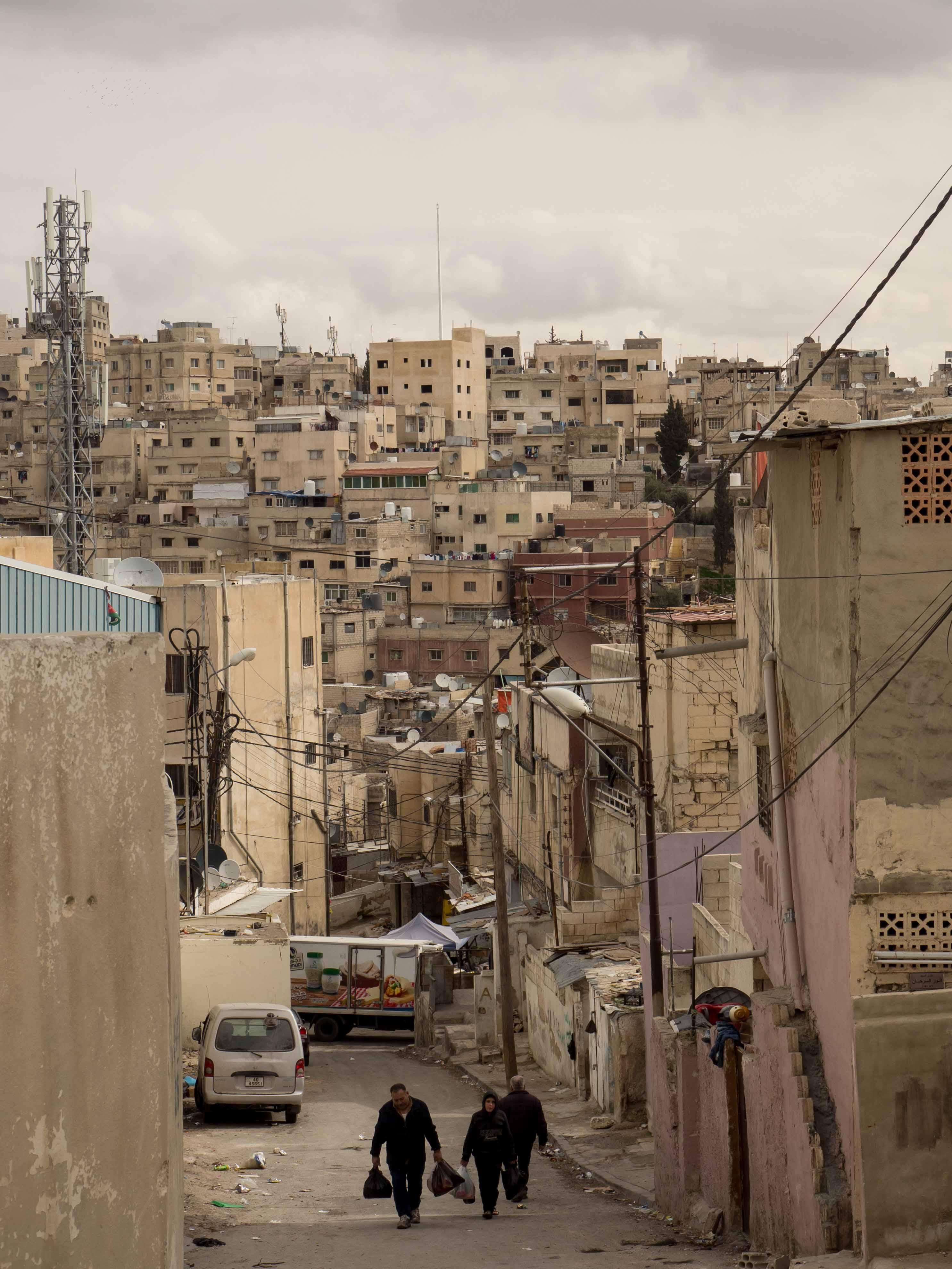 Jordania on ottanut vastaan pakolaisia jo vuosikymmenten ajan.