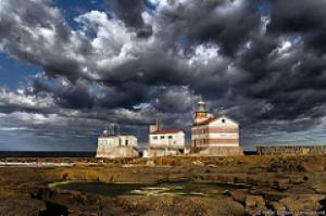 Märketin luoto sijaitsee Suomen ja Ruotsin rajalla