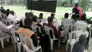 Otieno kuuluu Itä-Afrikan kansalaisliikkeiden yhteistyötä edistävään Zinduka-neuvostoon.