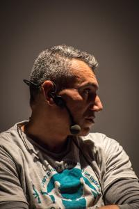 Ahmed Helou. Kuva Björn Udd