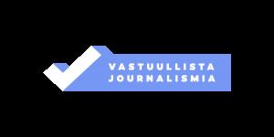 Vastuullista journalismia -merkki